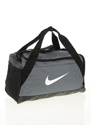 Nike Spor Çantası Gri